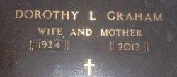 Dorothy L <i>Grimes</i> Graham