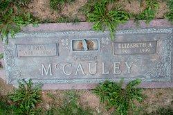 Ann Elizabeth <i>Tellum</i> McCauley