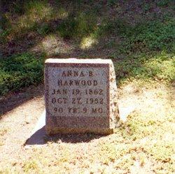 Anna Belle <i>Barnett</i> Harwood