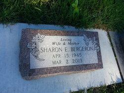 Sharon E. <i>Burd</i> Bergeron