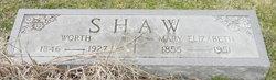 Worth Shaw