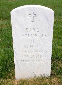 Earl Taylor, Jr