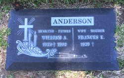 William Anthony Anderson