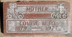 Louise <i>Burg</i> Beto