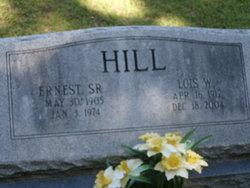 Ernest Hill, Sr