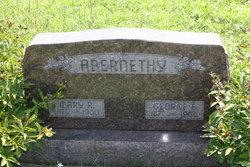 George E Abernethy
