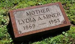 Lydia A. Miner