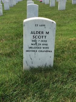 Alder M Scott