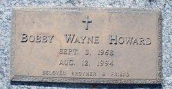 Bobby Wayne Howard