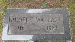 Alfreda Catherine <i>Schnepp</i> Wallace