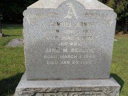 Jane M. <i>Beattie</i> Arnott