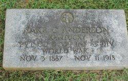 Jake Calhoun Anderson