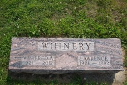Lawrence Larry Whinery