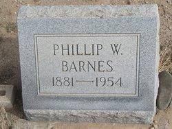 Phillip W Barnes