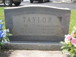 Viola <i>Prewitt</i> Taylor