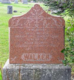 Elinor Ellen <i>Gilchrist</i> Walker