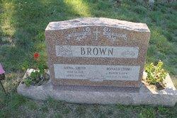 Anna <i>Smith</i> Brown