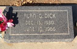 Alan G. Dick