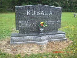 Betty <i>Fertitta</i> Kubala
