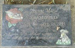 Yvonne Marie Dyksterhuis
