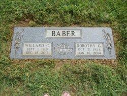 Dorothy R. <i>Rogers</i> Baber