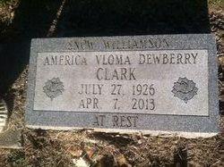 America Vloma <i>Williamson</i> Clark