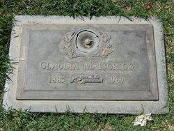 Claudia M. Isgrigg