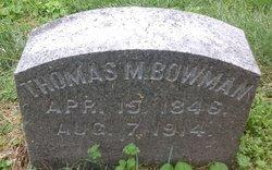 Thomas Marion Bowman