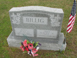 Albert W. Peck Billig