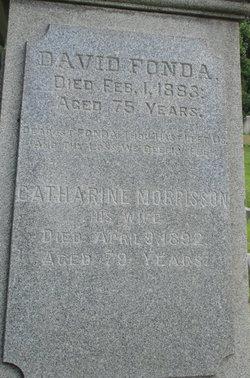 Catharine Maria <i>Morrison</i> Fonda