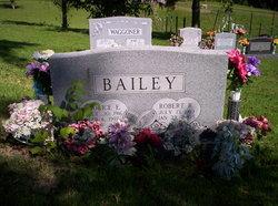 Robert R Bob Bailey