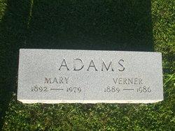 Mary Julia <i>Whipple</i> Adams