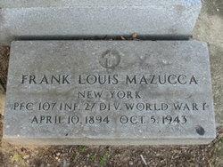 Louis Frank Mazzucca