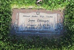 June Ettinger