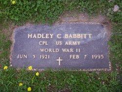 Hadley Charles Babbitt