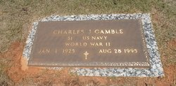 Charles J. Gamble