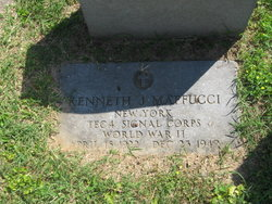Kenneth James Maffucci