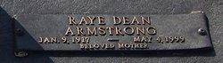 Raye Dean <i>Treadwell</i> Armstrong