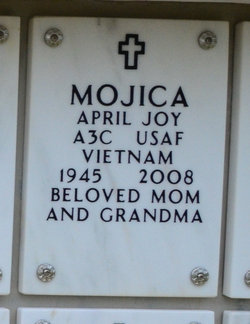 April Joy Mojica