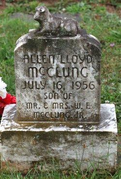 Allen Lloyd McClung