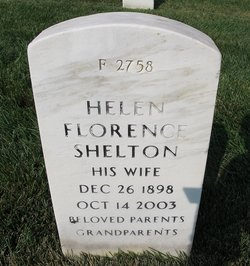 Helen Florence <i>Gavin</i> Shelton
