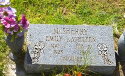 Emily Kathleen Kathleen McSherry