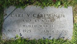 Carl V Meats Carlson, Jr