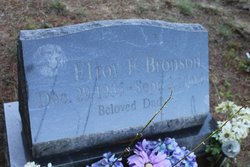 Elroy F. Bronson