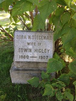 Dora Martha <i>Stegemann</i> Higley