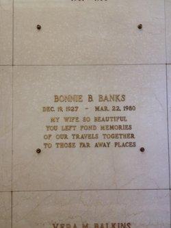 Bonnie B <i>Byrne</i> Banks