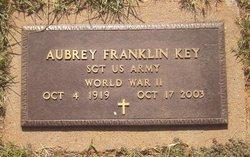 Aubrey Franklin Key
