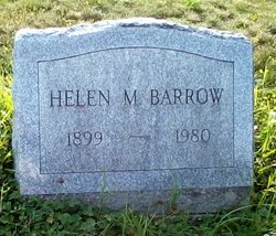 Helen M <i>Palmer</i> Barrow