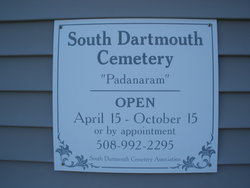 South Dartmouth Cemetery