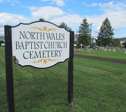 North Wales Baptist Church Cemetery